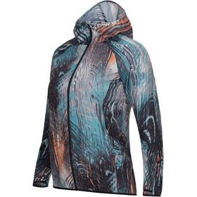 Peak Performance W's Freemont Print Jacket Pattern